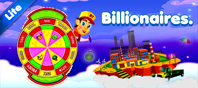 Billionaires Lite(Pirate Kings/Piggy Boom Style)
