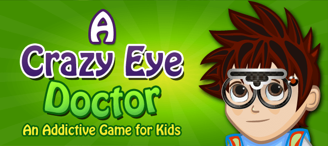 Eye Doctor Kids Addictive Game