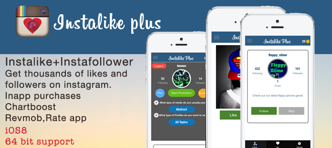 Followers Plus + For Instagram on the App Store Social &Communication iphone