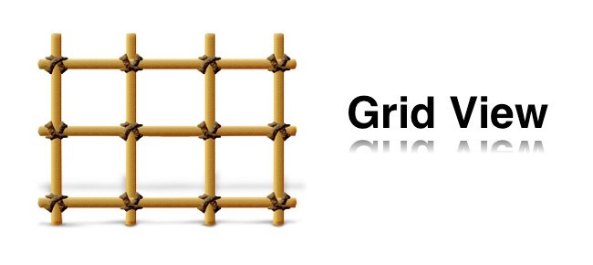 Interactive Grid View