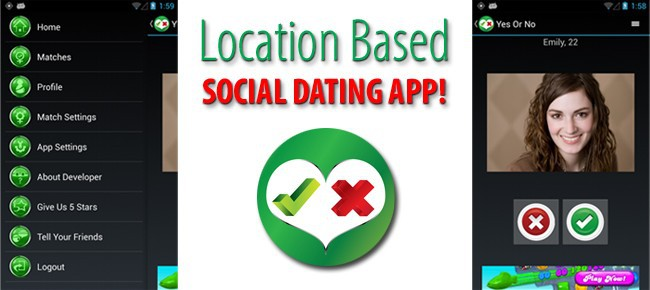 location based hookup