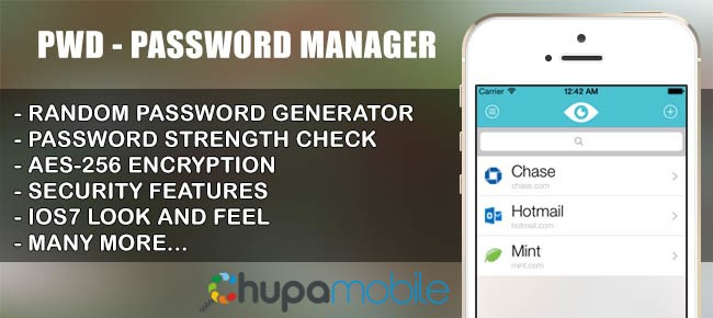 PWD - Password Manager