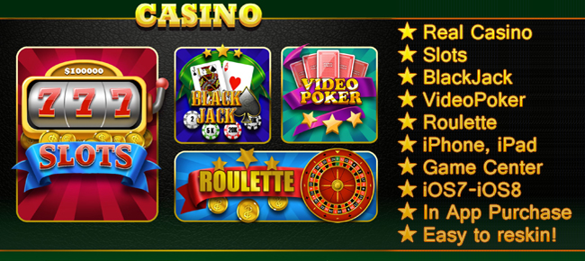 real casino games
