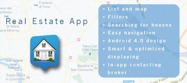 Real Estate Application Template