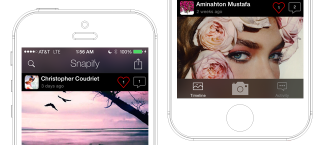 Snapify (Instagram App Template)