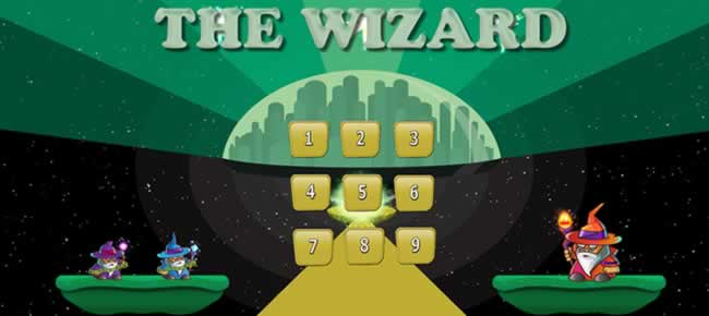 The Wizard Unity3D  2DComplete Project