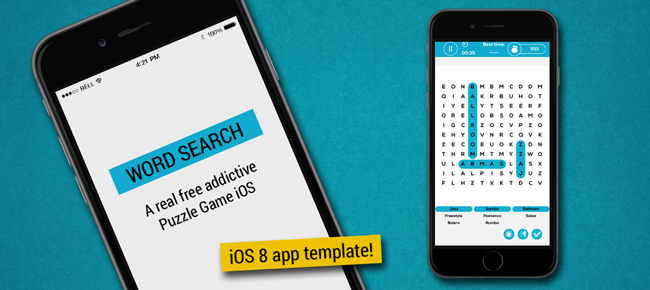 Word Search - A Real Free Addictive Puzzle Game