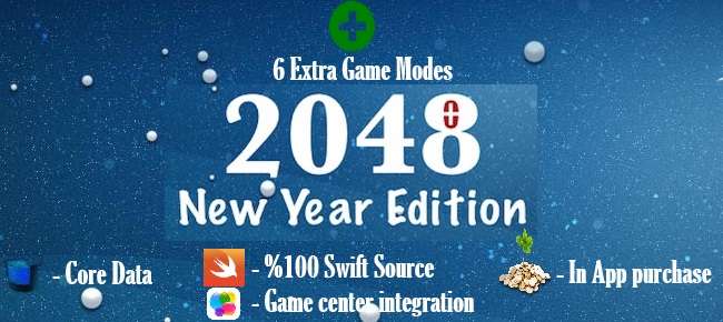 2048 New Year Edition