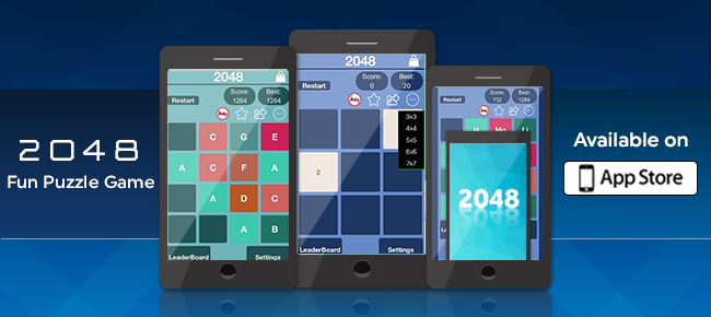 2048 Rejuvenation – Feature Riched Fun Puzzle Ga