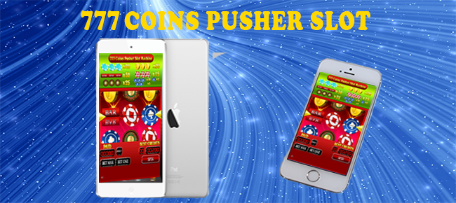 Buy 777 Coins Pusher Slot Machine Board and Casino and ...