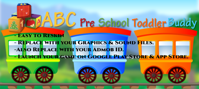 ABC Tracing Toddler Game Kids -Android & iOS