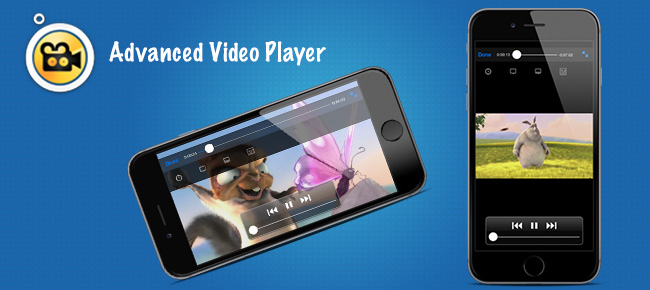 Advanced Video Player for iOS - AVI, MKV, RTMP