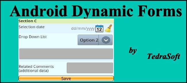 Android Dynamic Forms