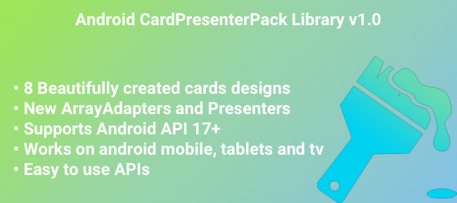 Android Mobile CardPresenters