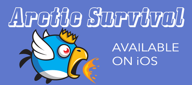 Arctic Survival - iOS - Admob - Share feature