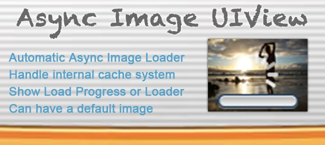 Async UIImageView with Cache