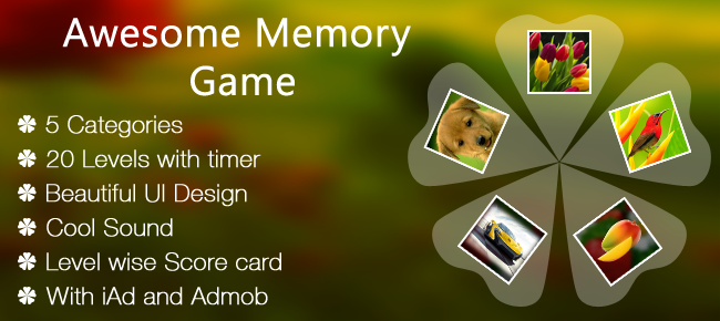 Awesome Memory Game