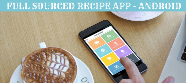 Bachelor Recipes Android App