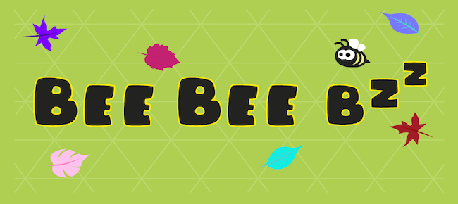 Bee Bee Bzz - 2d Buildbox project. iOS + Android