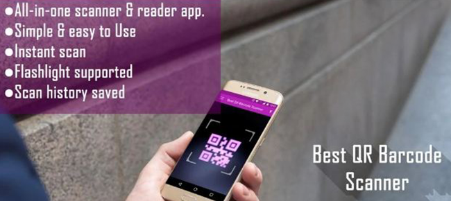 Best QR Scanner for Android