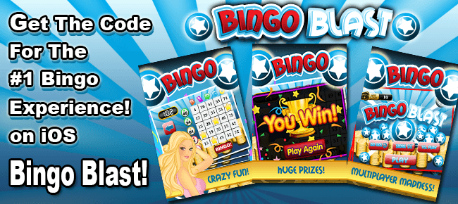 Bingo Blast Casino Code iOS - Easy to Reskin