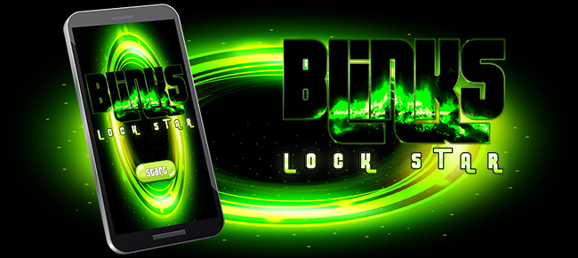 Blinks Lock Star Android iOS Buildbox with Custom