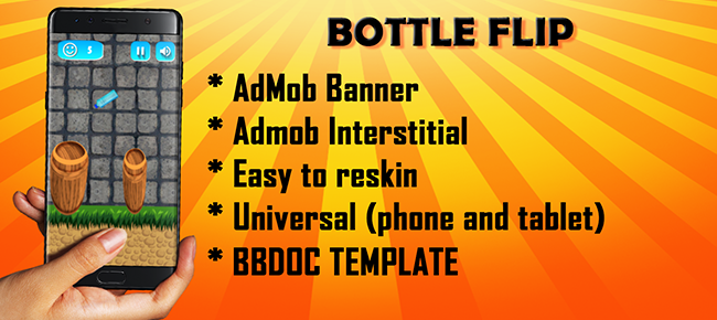 bottle flip challenge - Android - BBDOC