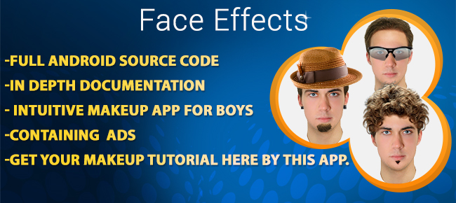 Boys Makeover: Face Effects