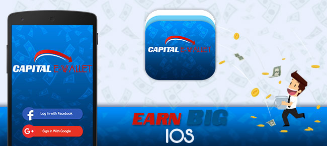 Capital eWallet Money Maker & Free Gift Cards iOS