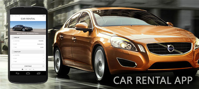 Buy Car Rental Android App Business and Travel | Chupamobile.com