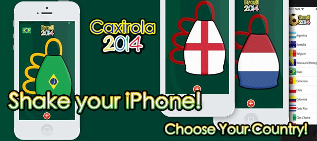 Caxirola Official FIFA World Cup 2014 Instrument