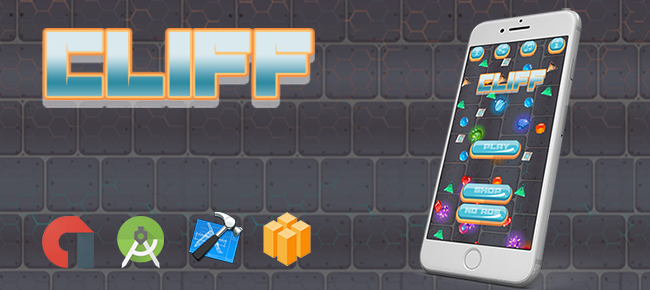 CLIFF v2 Game Template Android & iOS With Admob