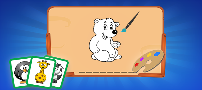 Coloring Book for kids (Android)