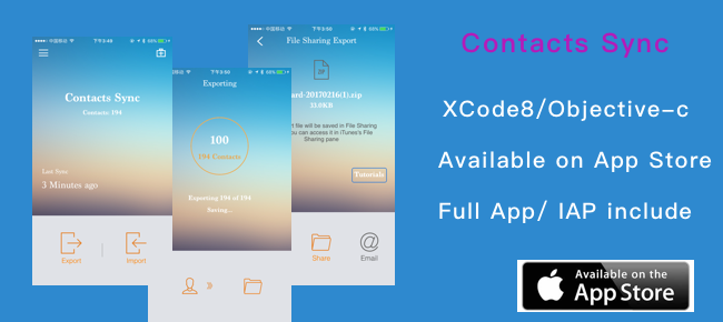 Contacts Sync-Easy Contacts Backup & Restore tools