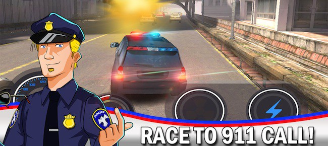 Cop Smash 3D  - Police car race