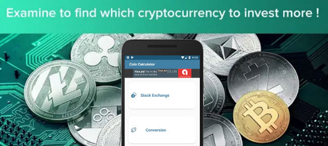 Crypto Currency Converter - Bitcoin, Eth, Altcoin