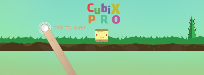 CubiX PRO - The Jump Game