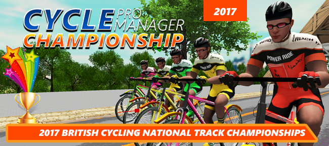 Cycle Pro Manager Championship
