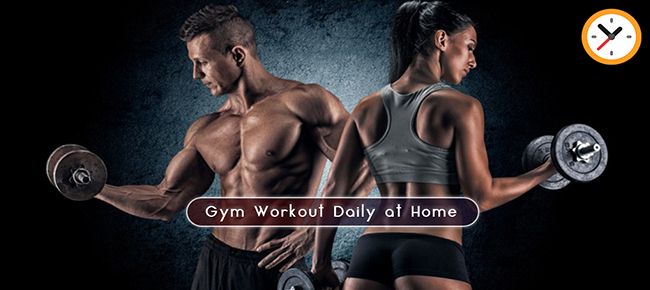 Daily Exercises - Workout