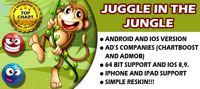 Double Juggle - iOS and Android Trend