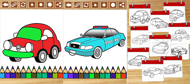 Drawing Pad For Toddlers IOS