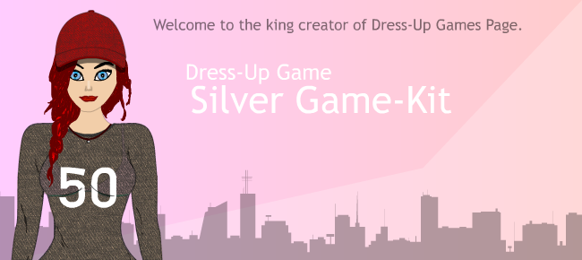 Dress-up Game - Easy to Re-skin