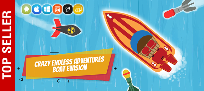 Endless Water Adventures: Boats Evasion