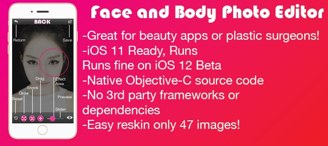 Face and Body Photo Editor-SlimLab