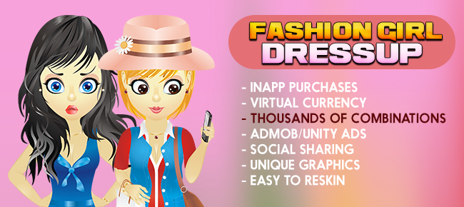 Fashion Girl Dress Up - Android