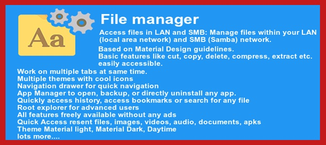 File Manager Ultimate