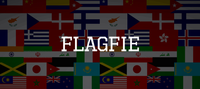Flagfie - Flag your picture