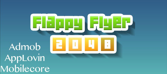 Flappy 2048 - Android Full Source
