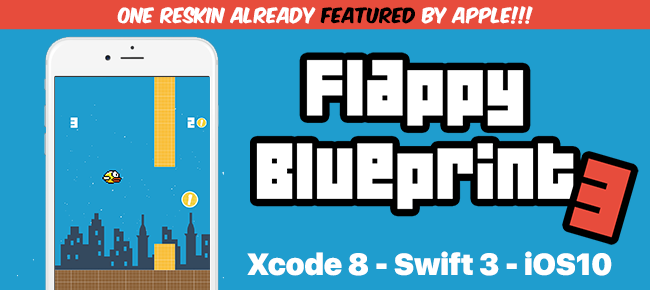 Flappy Blueprint - The Ultimate Template