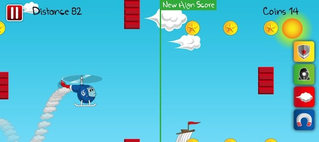Flying Fun: New Copter Game